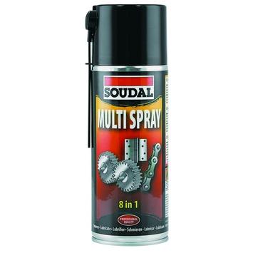 Soudal cs silicone spray 400 ml