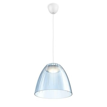 Philips hanglamp Tenuto geïntegreerde LED 4,5W blauw