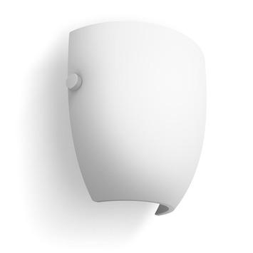 Philips wandlamp Oval geïntegreerde LED 3W 270 lumen wit