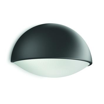 Applique extérieure Dust Philips LED intégrée 3W gris 270 lumens anthracite