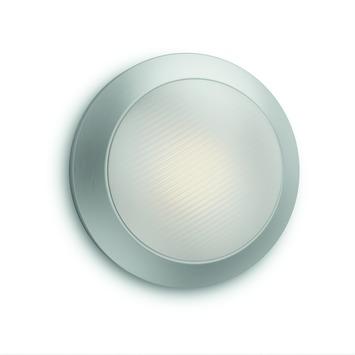 Applique extérieure Halo Philips LED intégrée 3W 270 lumens inox