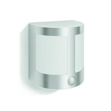 Applique extérieure avec détecteur de mouvement Parrot Philips LED intégrée 3,5W 320 lumens inox