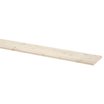 Panneau de charpenterie sapin 200x20 cm 18 mm