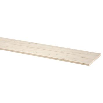 Panneau de charpenterie sapin 200x30 cm 18 mm