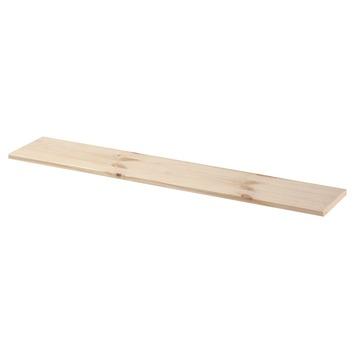 Panneau de charpenterie pin 100x20 cm 18 mm