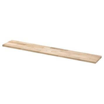 Panneau de charpenterie chêne 100x20 cm 18 mm