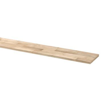 Panneau de charpenterie chêne 200x20 cm 18 mm