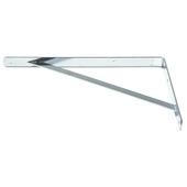 Handson plankdrager industrieel 330x500 mm gegalvaniseerd metaal