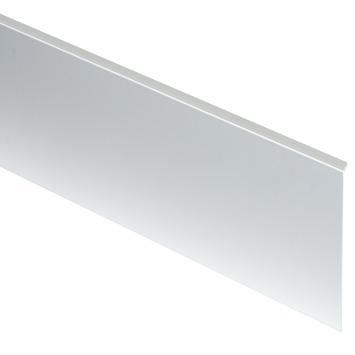 Profilé de finition aluminium Storemax pour portes coulissantes 240 cm