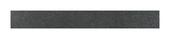 Plinthe Élément noir 7,2x60 cm, 10 pièces