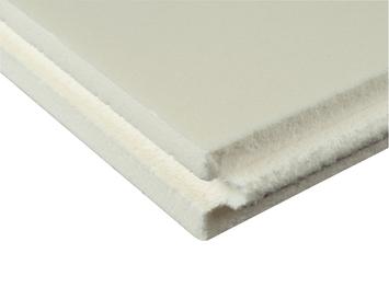Panneau d'isolation polystyrène extrudé 5x60x120 cm R&L Rd=1,45
