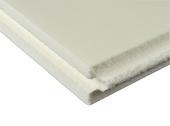 Isolatieplaat polystyreen 125x60x5 cm T&G R=1,45