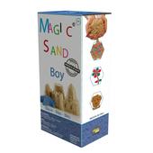 Speelzand Magic Sand blauw 1 kg