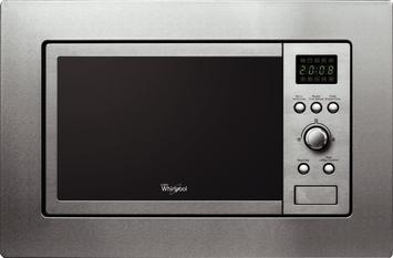 Four à micro-ondes AMW140IX Whirlpool 20 L