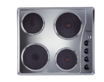 Whirlpool elektrische kookplaat AKM 331 IX 58 cm 4 kookzones