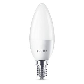 Ampoule bougie LED Philips E14 250 Lm 25W 2 pièces