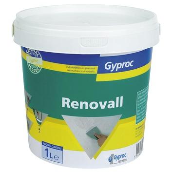 Renov'all Gyproc pâte de jointoiement 1 L