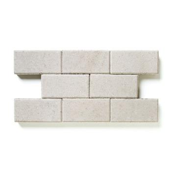 Klinker Beton Grijs 22x11x8 cm - 352 Klinkers / 8,45 m2