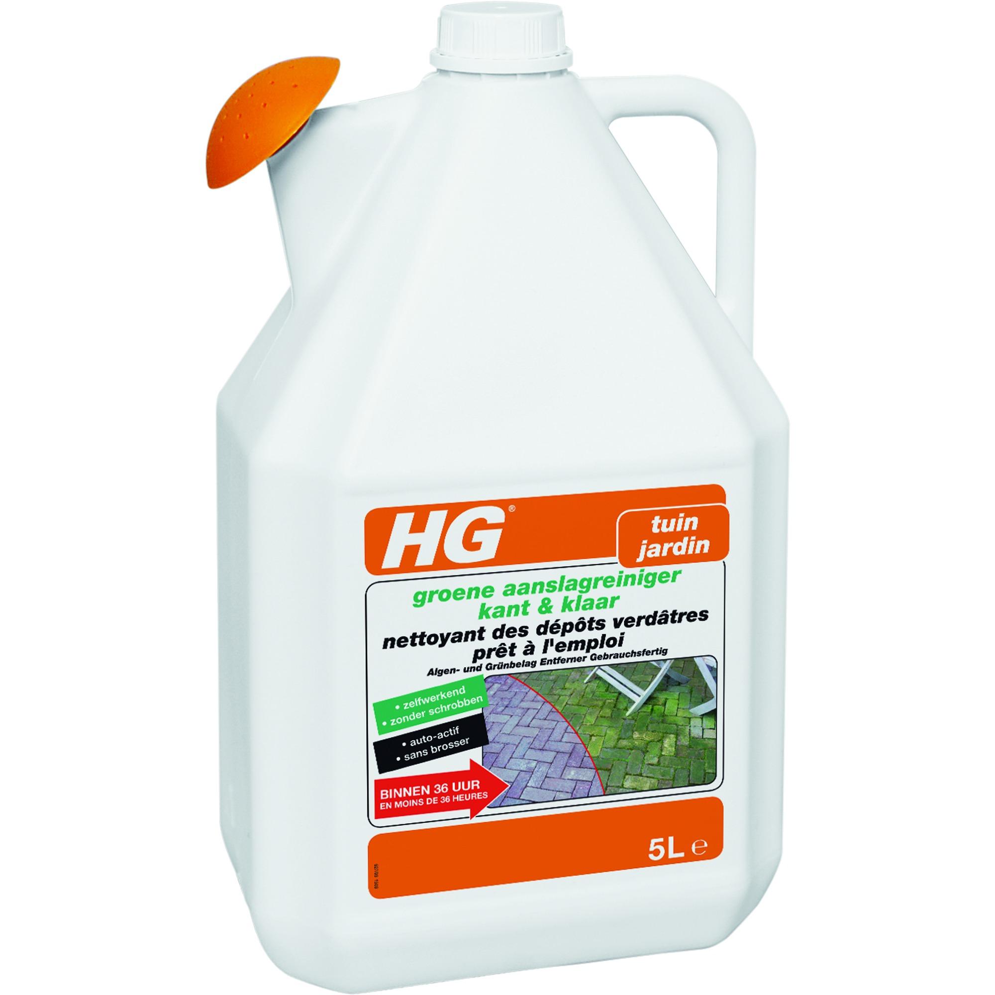 Hg nettoyant des d p ts verd tres au jardin 5 l for Entretien de jardin prix