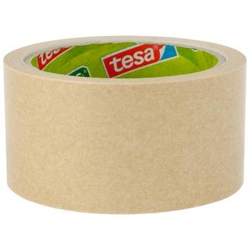 Tesa tapijttape eco universeel 10 m x 50 mm wit