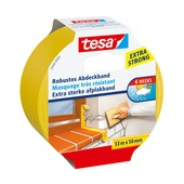 Tesa Ruban de masquage ultra résistant 33 m x 50 mm
