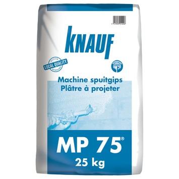 Knauf MP75 spuitgips 25 kg