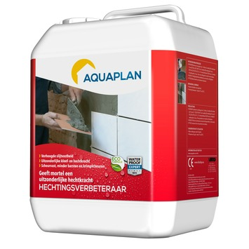 Aquaplan hechtingsverbeteraar wit 5 L