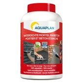 Aquaplan waterdichtingsmiddel mortel en beton wit 1 L