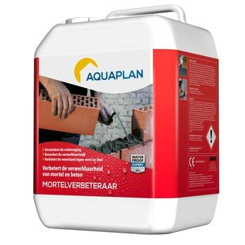 Aquaplan mortelverbeteraar wit 5 L