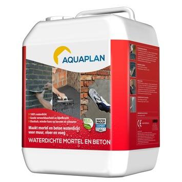 Mortier et béton étanche Aquaplan 5 L blanc