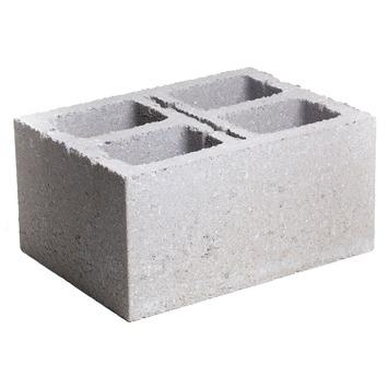 Betonblok hol 39x29x19 cm