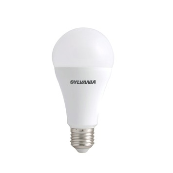 Sylvania LED peerlamp E27 850 lumen 10 W = 60 W Cool White