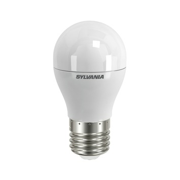 Sylvania LED kogellamp E27 250 lumen 3,2 W = 25W Cool White