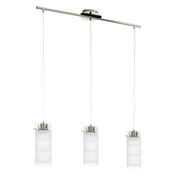 Eglo Olvero hanglamp met LED lamp 3x 7 W 1650 lumen wit