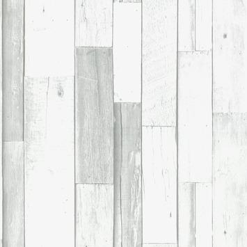 Intissé coloré Superfresco easy bois récupéré gris 33-180 10 m x 52 cm