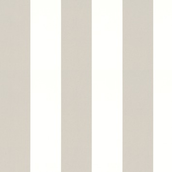 Intissé coloré Superfresco easy rayé taupe blanc 33-185 10 m x 52 cm