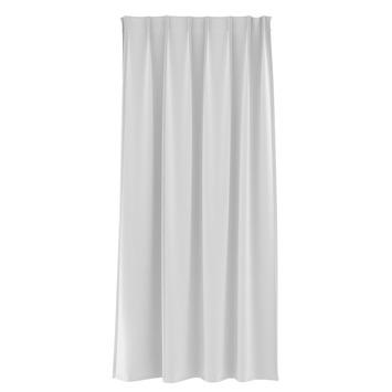 Rideau ruban fronceur GAMMA translucide 1162 blanc 140x280 cm