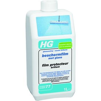HG beschermfilm met glans kunststof vloeren 1 L
