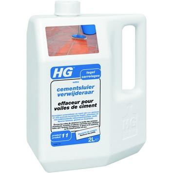 HG Effaceur de voile de ciment carrelage 2 L