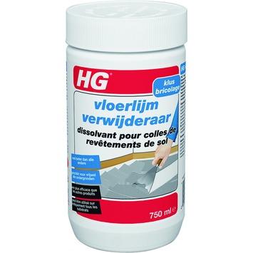 HG Dissolvant colles de revêtement de sol 750 ml