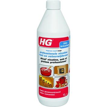 HG Éliminateur de nicotine, suite et graisse 1 L