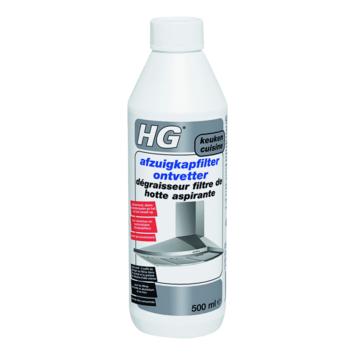 HG ontvetter afzuigkapfilter 500 ml