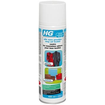 Contre les mauvaises odeurs pour tous textiles HG 400 ml