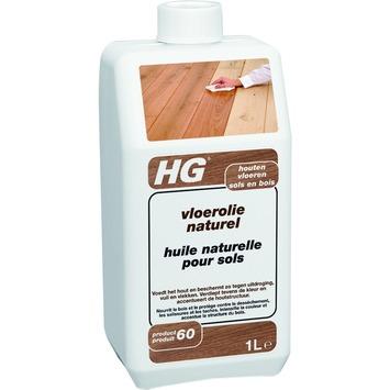HG vloerolie naturel hout 1 L