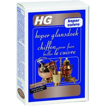 HG glansdoek voor koper 1 st