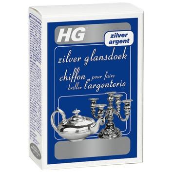 HG glansdoek voor zilver 1 st