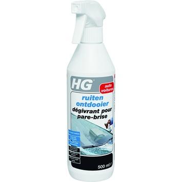 HG dégrivant pare-brise 500 ml