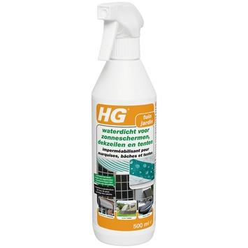 HG impregneermiddel zonneschermen, dekzeilen en tenten 500 ml