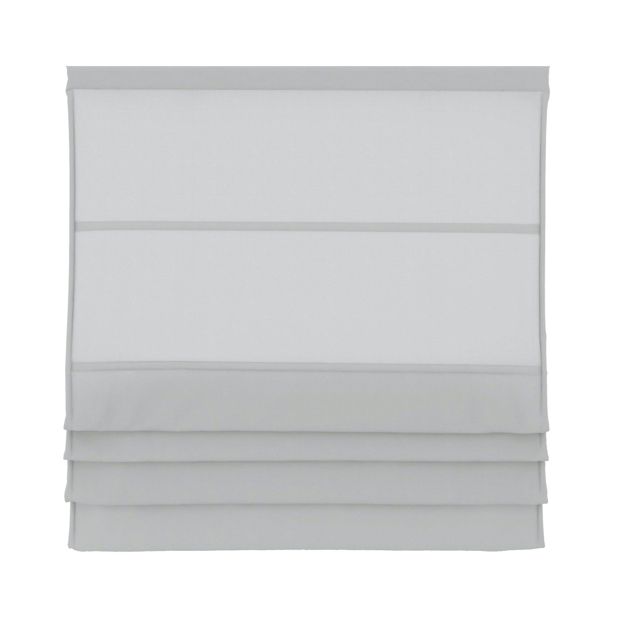 gamma vouwgordijn 2100 wit 120x180 cm maatwerk