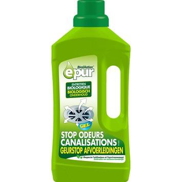 Epur Biosolution onderhoud afvoerleidingen 1 l